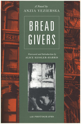 Picture of the paperback cover of Bread Givers by Anzia Yezierska
