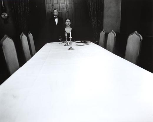 Marcos Sanges - Dinner is Served, 2002