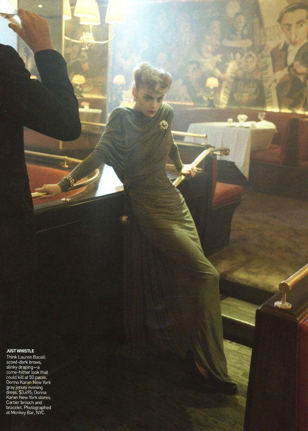 Moodus, Vogue, September 2009