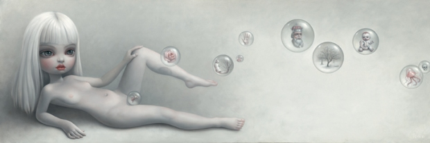 SophiasBubbles by Mark Ryden